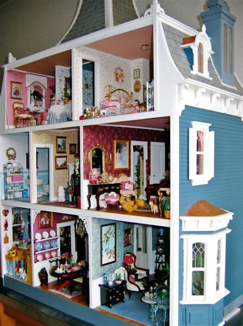 victorian dolls house figures blukatkraft victorian dollhouse miniatures part one