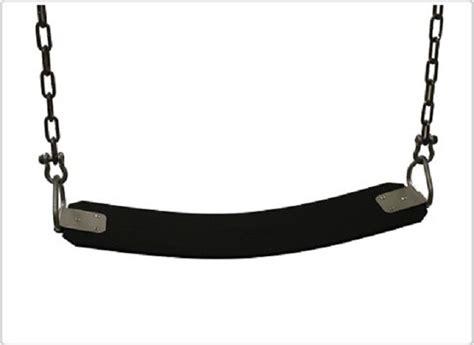 belt swing seat cut proof belt swing seat