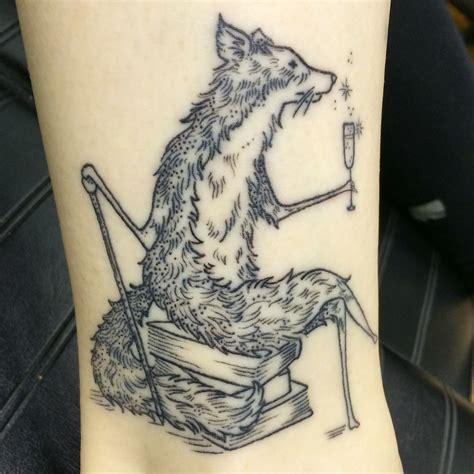 fine line tattoo artists by sleeper line single needle
