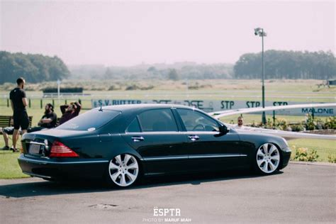 The Og Adam S Bagged Mercedes S Class