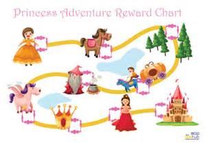 Paw Print Wall Stickers princess journey printable bub hub