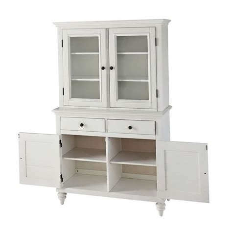 white kitchen hutch cabinet white kitchen hutch cabinet home design ideas