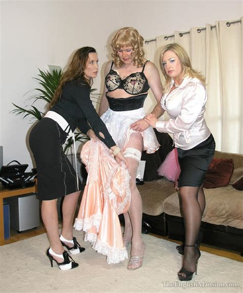 sissi being pegged tumblr mistress sidonia on twitter quot enforced sissy dressing with