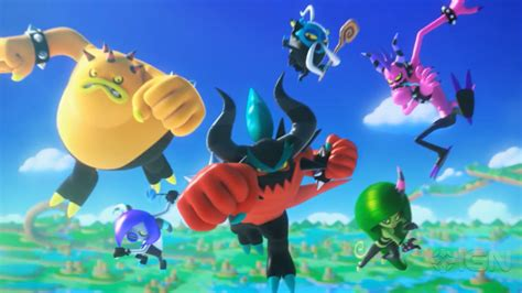 The Deadly the deadly six sonic lost world sonic the hedgehog