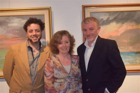 la familia rimaldi ana lea rinaldi artista arteinformado