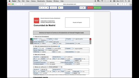how to create an online form from a word document youtube