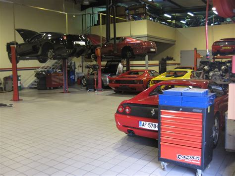 garage automobile file testarossa 0013 jpg wikimedia commons