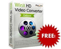 Winx Hd Video Converter Deluxe Giveaway - giveaway đăng k 253 bản quyền winx hd video converter deluxe chuyển đổ