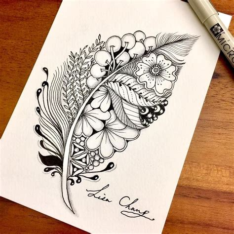 Sketches And Doodles by Zentangle Doodle Drawings Mandala Drawings