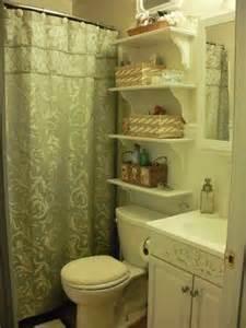above toilet shelving operation organization professional organizer peachtree