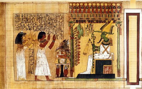 libro los secretos de osiris el libro de los muertos de los egipcios