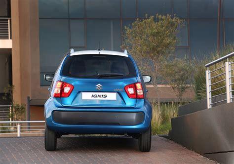 Suzuki Ignis List Bumper Jsl Front Bumper Air Flow Cover Chrome suzuki ignis has everything and more lowvelder