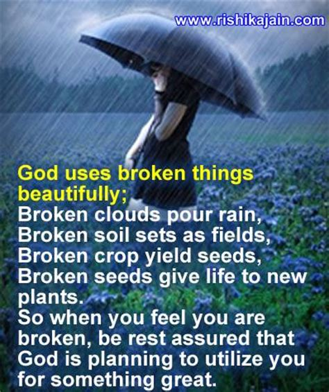 God Uses Broken by Health Inspirations Inspirational Quotes Pictures