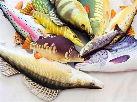 pillow fish zander fish pillow akvasport
