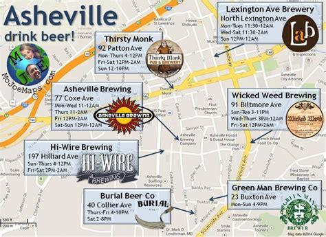 Patio Door Stop Asheville Breweries Mojoemapsmojoemaps
