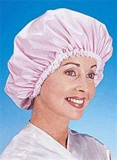 Large Shower Cap by Bath Shower Caps On Salons Spas And