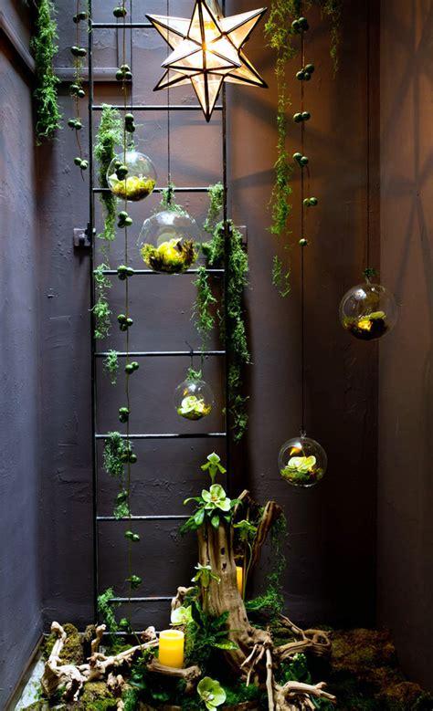 ideas  interior decoration plants creative