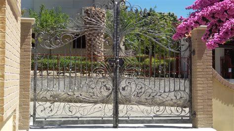 ingressi in ferro battuto cancelli in ferro battuto cancello in ferro lavori in