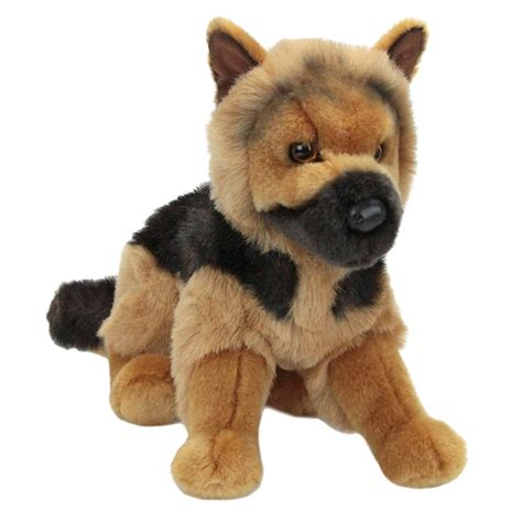 puppy plush general the plush german shepherd puppy by douglas