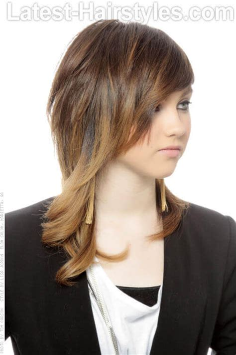 brunette hairstyles with layers 20 insanely popular medium hairstyles for fall and autumn