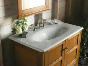 one bathroom sink and countertop trends in bathroom fixtures diy bathroom ideas