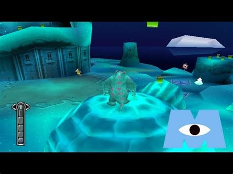 Monsters Inc 19 let s play monsters inc scare island part 19 the