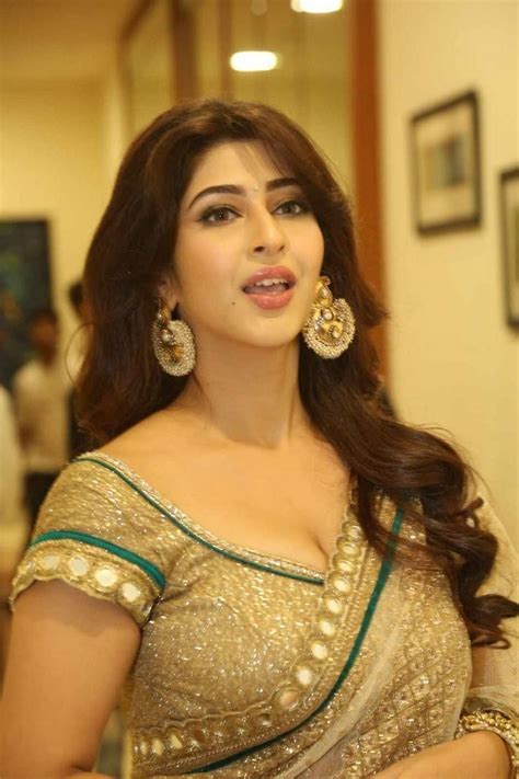 hot photos with saree sonarika bhadoria stills in hot yellow saree tollywood stars