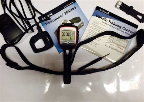 garmin forerunner 305 sale garmin forerunner 305 with heart rate strap for sale in
