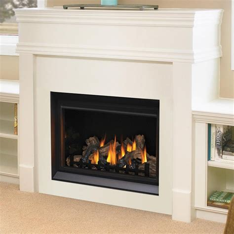 Buying A Fireplace by Napoleon Zcvf36 Zero Clearance Kits For Vent Free Log Sets