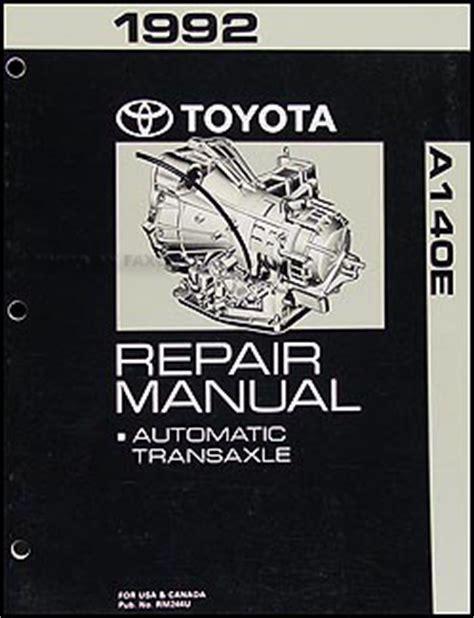 transmission control 2012 toyota camry hybrid user handbook 1992 toyota camry 4 cyl automatic transmission repair