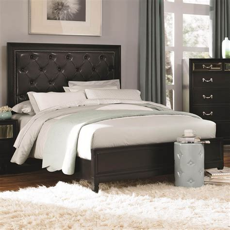 Black King Size Headboard Furniture Cool Bed Headboards Design For Modern And Contemporary Bedrooms Black King Size