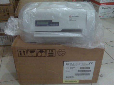 Printer Mesin Antrian printer passbook tallygenicom 5040 service printronix