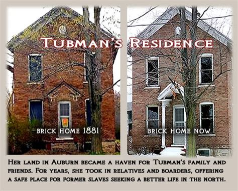 harriet tubman house black activist leaders through the ages january 2014