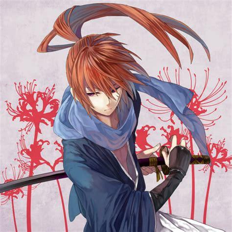 anime samurai hairstyles 帅气的动漫男生人物图片 帅气个性的动漫图片 七七空间 qqkj
