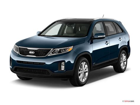 Kia Sorento 2015 Prices 2015 Kia Sorento Prices Reviews And Pictures U S News