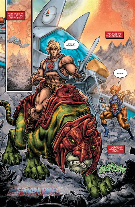 Castle For Sale by He Man Thundercats 6 Official Talkback Thread Spoilers