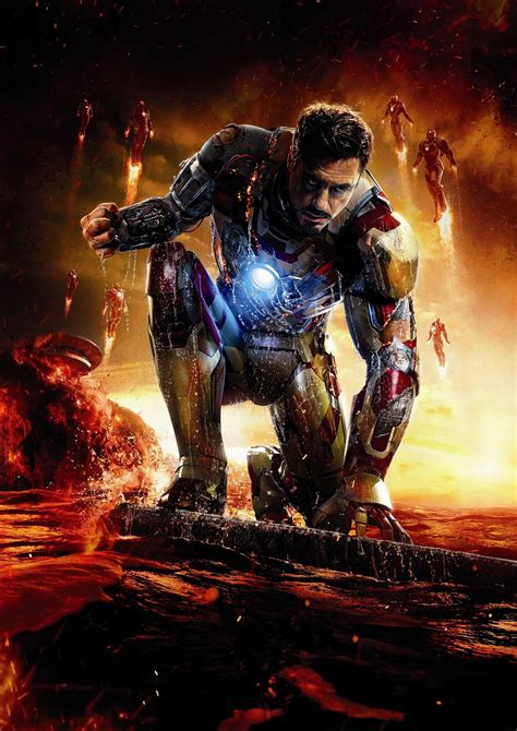iron man iron man 3 posts record with second best opening weekend