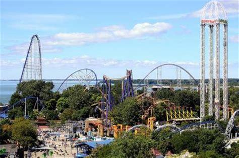 theme park in ohio ohio amusement parks