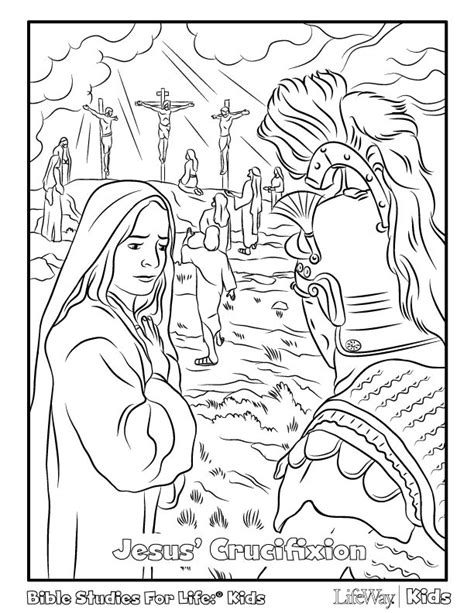 risen christ crucifix coloring page coloring pages