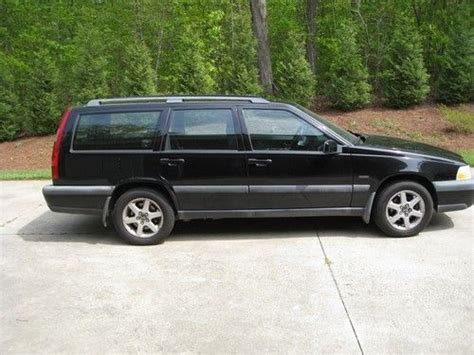 1998 volvo cross country purchase used 1998 volvo xc70 cross country no reserve in