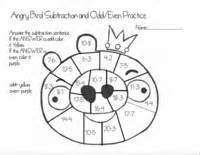 angry birds math coloring pages free angry birds printables