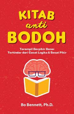 kitab anti bodoh bukubukularis toko buku