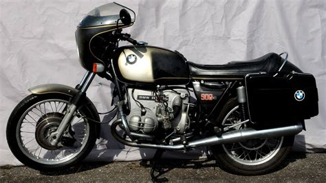 bmw motorcycle seven favorite vintage bmw motorcycles up for auction