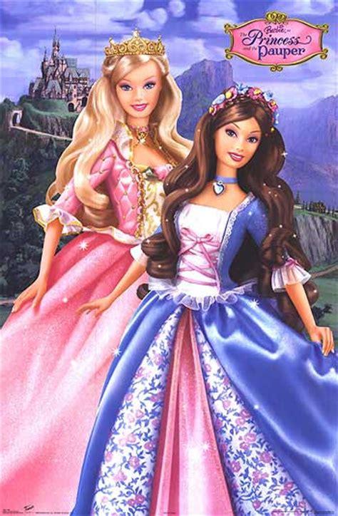 film barbie terbaru barbie princess cartoon gallery the princess and the pauper