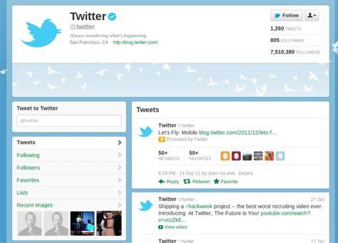 imagenes para perfil twitter perfil especial para empresas pode chegar no twitter muito