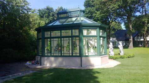 Pavillon Wintergarten by Wintergarten Englischer Stil Wandverkleidung Holz