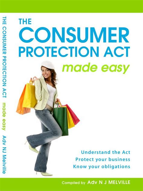 Section One Protection Services by Consumer Protection Act Cpa And The In South Africa