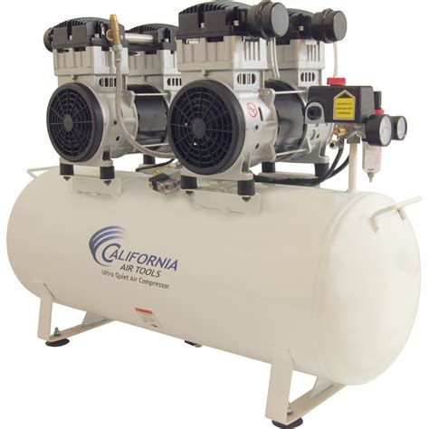 california air tools ultra electric air compressor 4 hp 20 gallon horizontal 10 6 cfm
