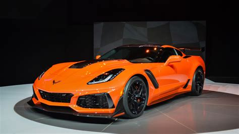 2019 Chevrolet Corvette Zr1 Is Gms Most Powerful Car by Corvette Unleashes The 2019 Zr1 The Most Powerful