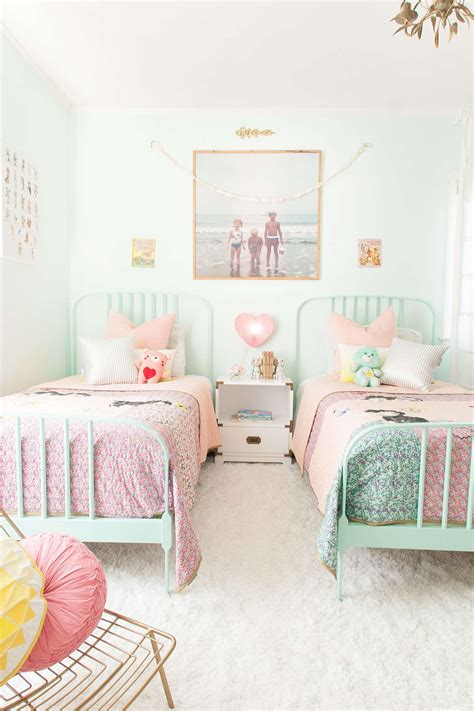 baby girl bedroom ideas decorating design inspiration images on shared room inspiration with the land of nod shared